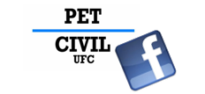 Fanpage PET CIVIL UFC, no Facebook